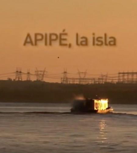Apipé,La Isla
