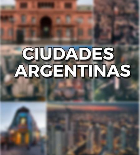 Ciudades Argentinas