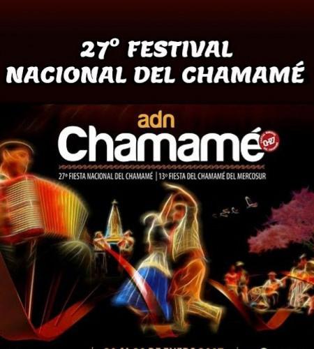 27° Festival Nacional del Chamamé