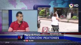 CHACO - ¡Atención ! Peatones