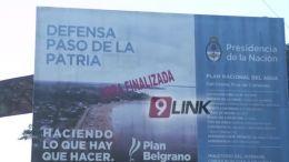 CORRIENTES - Paso De La Patria Sin Defensa