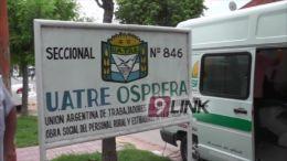 CHACO - Uatre En Escuelas Rurales
