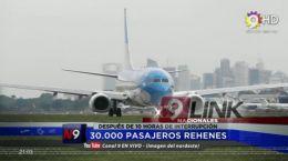 NACIONALES - 30.000 pasajeros de rehenes