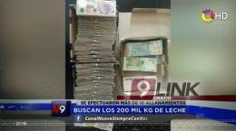 CHACO - Buscan los 200 mil Kg de leche