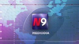 Noticiero Mediodia 07-11-18