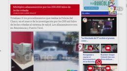 CHACO - Leche Robada