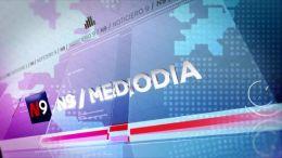 Noticiero Mediodía 08-11-18