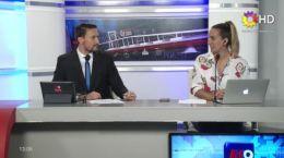 Noticiero Mediodia 12-11-18