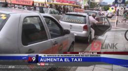 CORRIENTES - Aumenta el Taxi
