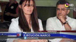 INTERNACIONAL - EJECUCIÓN NARCO,MATARON A ABOGADA CORRENTINA