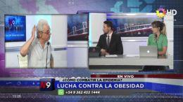 CHACO - LUCHA CONTRA LA OBESIDAD