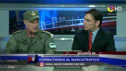 CORRIENTES - Combatiendo el Narcotrafico