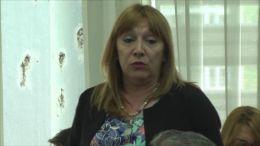 CHACO - MINISTRA EN LA LEGISLATURA