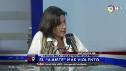 CHACO - El AJUSTE más violento