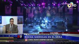 CHACO - Bocha Sheridan en el Vera