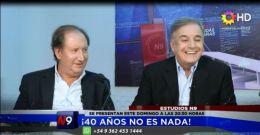 CHACO - El elenco inestable en LA CASA DEL MÉDICO