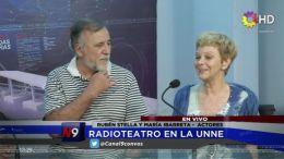 CHACO - Radioteatro en la UNNE