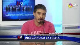CHACO - Inseguridad extrema