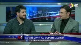 CORRIENTES - Sobrevivir al SuperClasico