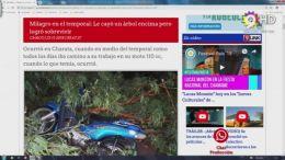 CHACO - Milagro en el temporal