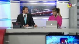 Noticiero Mediodia 23-11-18