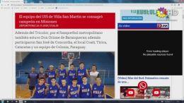 DEPORTES - U15 Campeón
