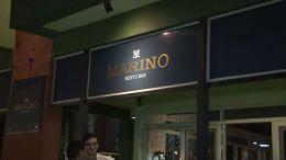 """junto al grupo """"Calicanto"""" en """"Marino"""""""
