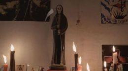 Cirilo Miranda y el San La Muerte