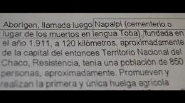 Napalpí,relatos de una masacre