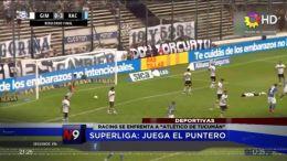 DEPORTIVAS - Superliga : Juega el puntero