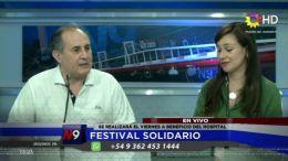 CORRIENTES - Festival Solidario a beneficio del Hospital Escuela