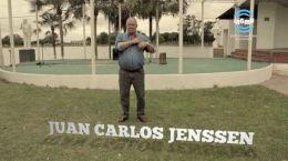 Juan Carlos Jensen en Nación Chamamé | 04.12