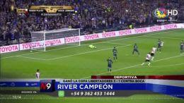 DEPORTIVAS - River Campeón