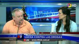 CORRIENTES | Lucha contra las drogas