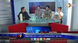 CHACO - NESTOR LÓ Y LOS CAMINANTES en N9