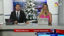 Noticiero Mediodía 28.12.2018