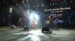 Ricardo Cacho Barchuk y su conjunto 21.01.2017
