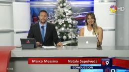 Noticiero Mediodía 02.01.2019