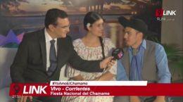 Reportaje Pareja Nacional del Chamamé 11.01.2019