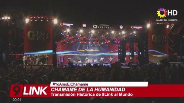 Lo Mejor del Festival Nacional del Chamamé 11.01.2019