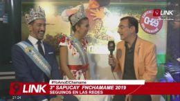 Entrevista Embajadores del Carnaval 13.01.2019