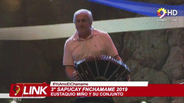 Eustaquio Miño y su Conjunto 13.01.2019