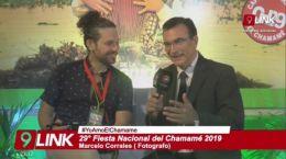 Reportaje Marcelo Corrales 14.01.2019