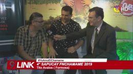 Entrevista Tito Avalos  14.01.2019