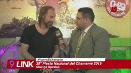 Entrevista Chango Spasiuk 14.01.2019