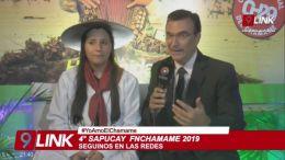 Entrevista La Pilarcita 14.01.2019