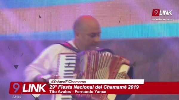 Conjunto Tito Avalos 14.01.2019