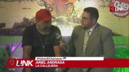 Reportaje Grabriel Andrada - LA CALLEJERA 14.01.2019