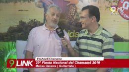 Entrevista Matias Galarza 16.01.2019