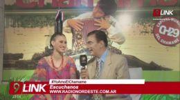 Reportaje Bailarina Paraguaya 19.01.2019